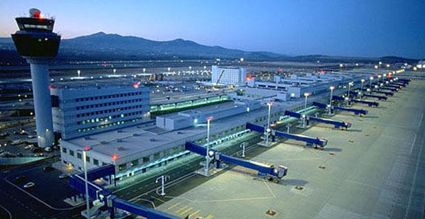 Aeroporto Atene : L aeroporto di atene e impianto fotovoltaico più grande