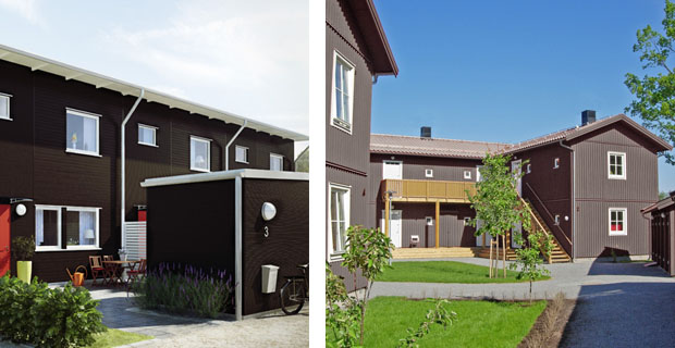 Boklok vivere bene il progetto prefabbricato a basso costo - Casa in prefabbricato costo ...