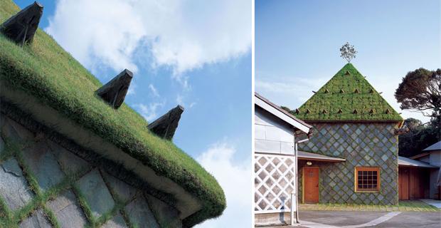 Fujimori e le opere che incarnano l ideale di bellezza for Architettura giapponese