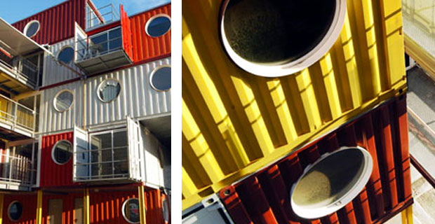 Container-architettura-city