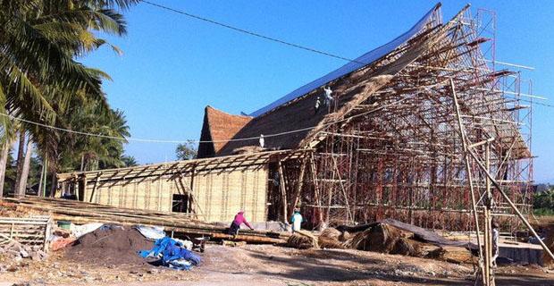 Edifici in bamb l eleganza delle architetture vegetali for Progetta i piani domestici delle tradizioni