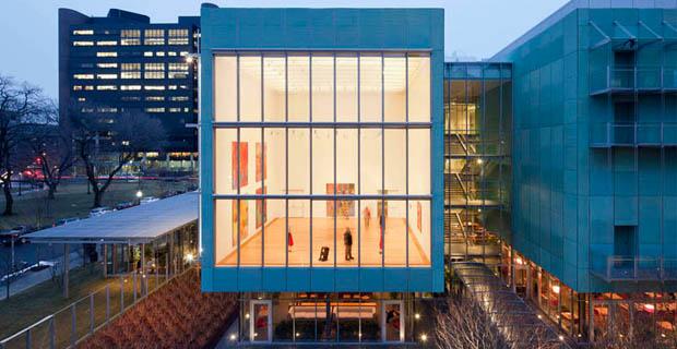 Renzo piano e l ampliamento sostenibile del gardner museum for Progetti di renzo piano