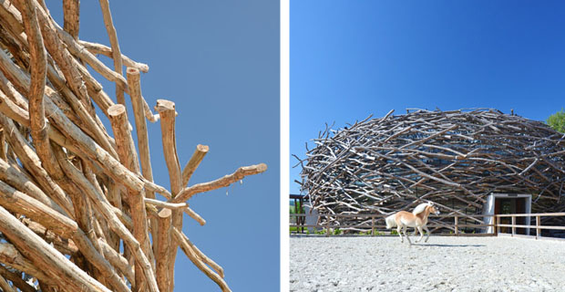 Involucri edilizi secondari in legno