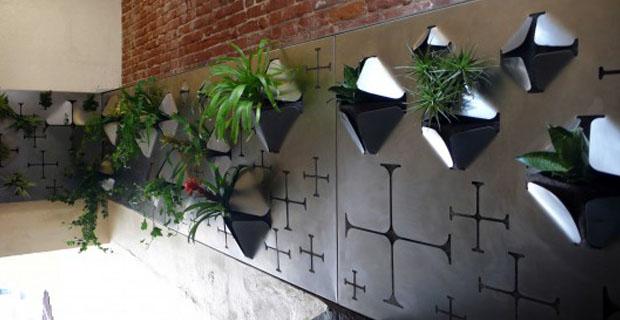 Pareti vegetali indoor: la natura nel progetto architettonico