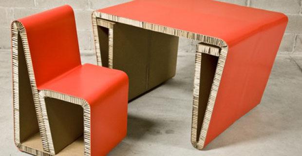 Sedute sostenibili gli esempi delle sedie pi green for Arredamento ecosostenibile