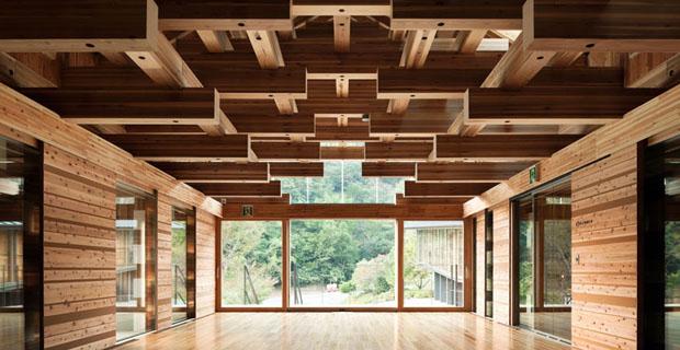 Soffitti In Legno Moderni : Pareti e legno le boiserie