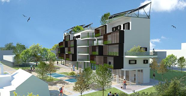 Pensare ecologico per riqualificare la periferia il for Eco architettura