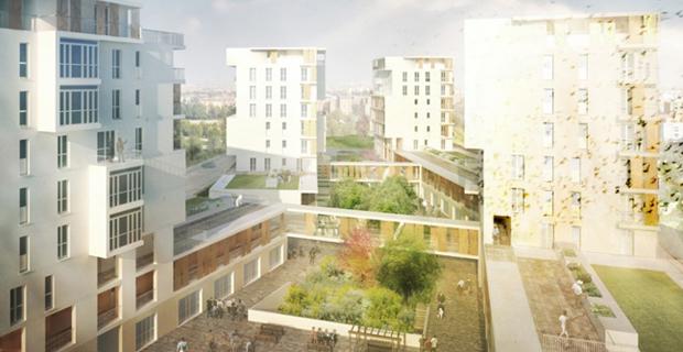 Social housing e x lam a milano il pi grande progetto for Progetti di costruzione famosi