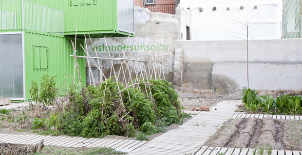 Riciclare lo spazio i vuoti urbani come materiale di riuso for Piccoli piani di casa urbana