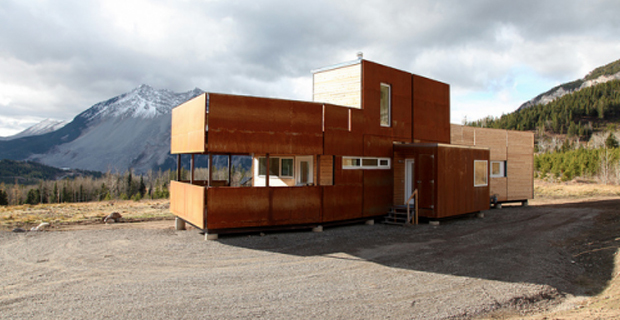 Abitazioni ecosostenibili l architettura residenziale a for Abitazioni ecosostenibili