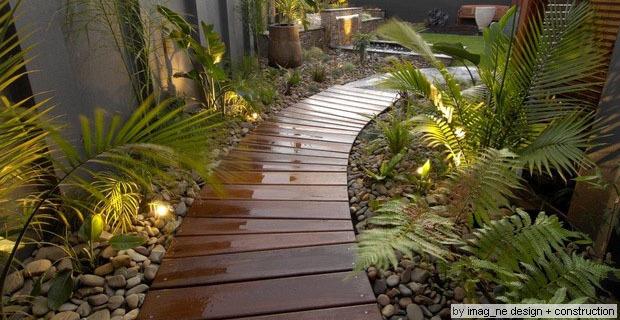 Cani in giardino progettare spazi verdi per gli amici a 4 - Idee giardino senza erba ...
