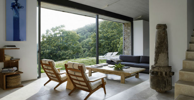 Una casa tra nuvole verdi in spagna - Energia pura casa enel ...