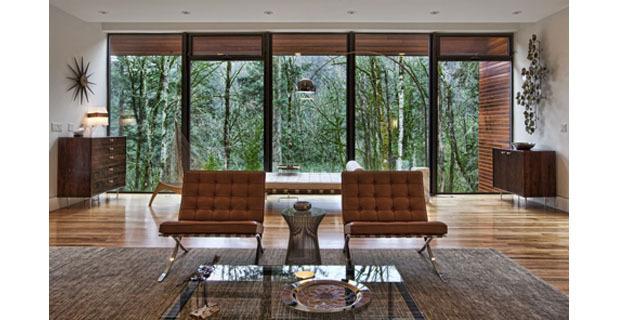 La casa di twilight una costruzione verde dal design for Come pianificare la costruzione di una casa