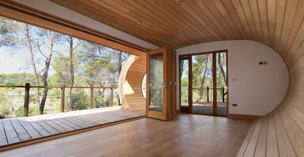 Vivere tra le nuvole le 3 case sull albero pi belle del mondo - Case belle interni ...