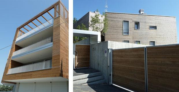 Nuovo complesso residenziale eco friendly sostituisce for Eco architettura