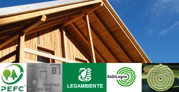 Come ho costruito la mia casa di legno architettura for Voglio costruire la mia casa