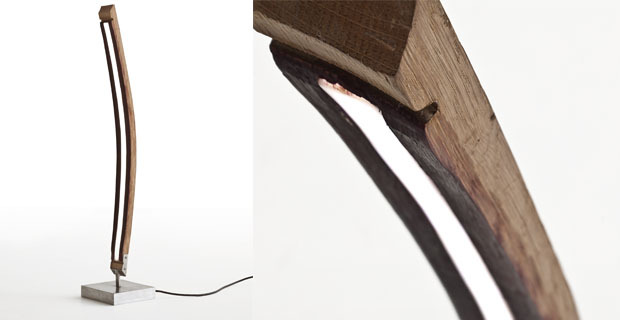 Dal legno delle barrique, un progetto di design ed integrazione ...