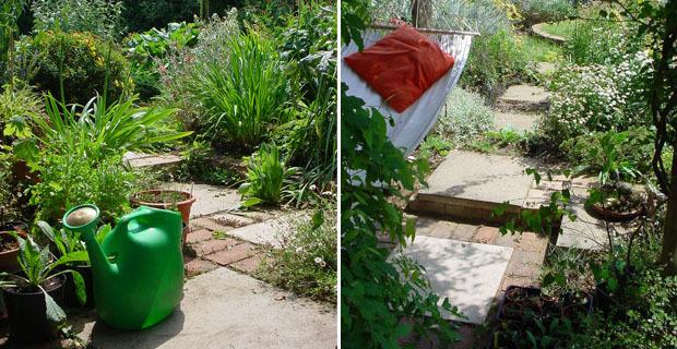 Giardini e orti a bassa manutenzione - L orto in giardino ...
