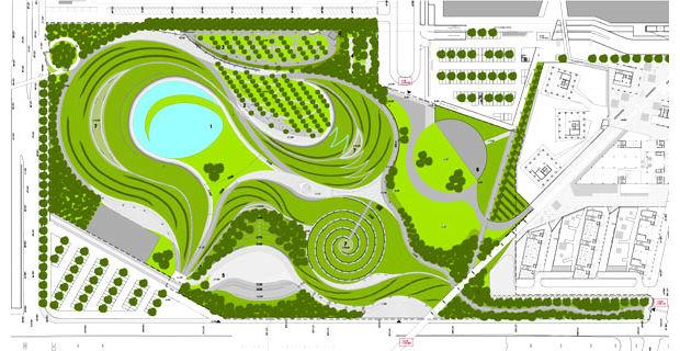 Parco Portello: un\'oasi verde alle porte di Milano