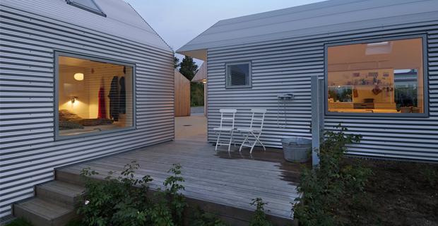 5 piccole case per proteggersi dai freddi venti del nord for Apri le foto di case di concetto