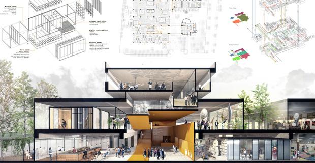 Concorso space to culture i progetti vincitori for Concorsi di architettura