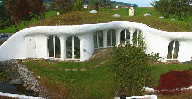 Case ipogee vantaggi svantaggi e storia delle for Casa per la costruzione