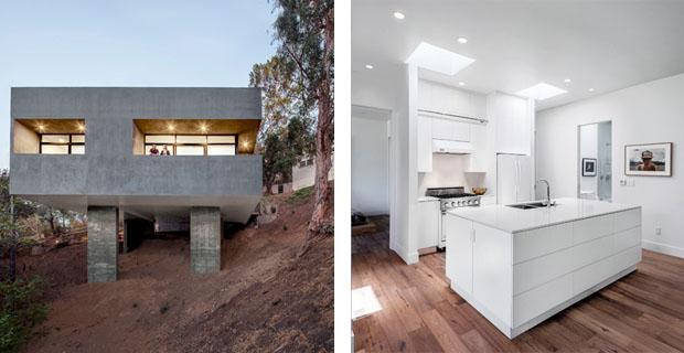 Cucine A Vista Sul Soggiorno ~ Idea del Concetto di Interior Design ...