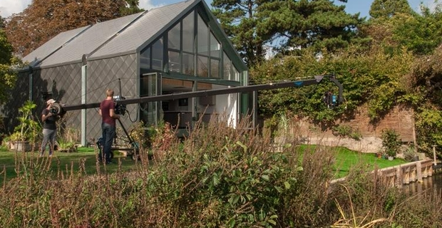 La casa anfibia: galleggia per resistere alle alluvioni