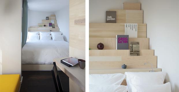 Hotel Moderno Parigi