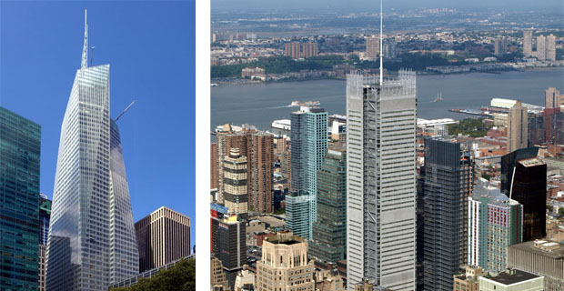 Grattacieli quanto spazio inutilizzato costruito per for Appartamento grattacielo new york