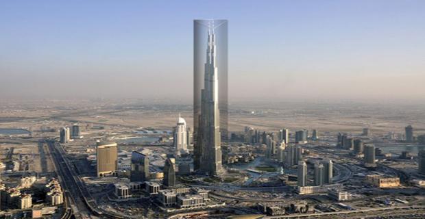 Un maglione traspirante sul grattacielo pi alto del mondo for Grattacielo piu alto del mondo