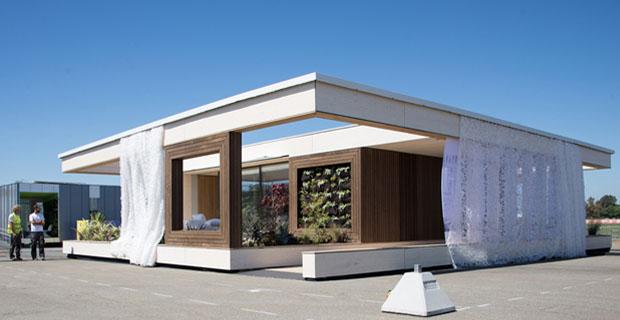 Lisi progetto vincitore del solar decathlon usa for Minimal home mobili