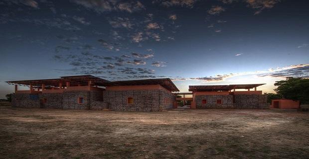 l orfanotrofio sostenibile del mali e l architettura
