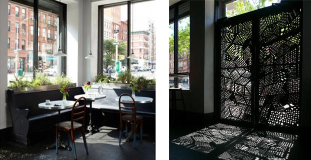 Tra design creativo e riciclo l insospettabile locale for Arredamento ristorante design