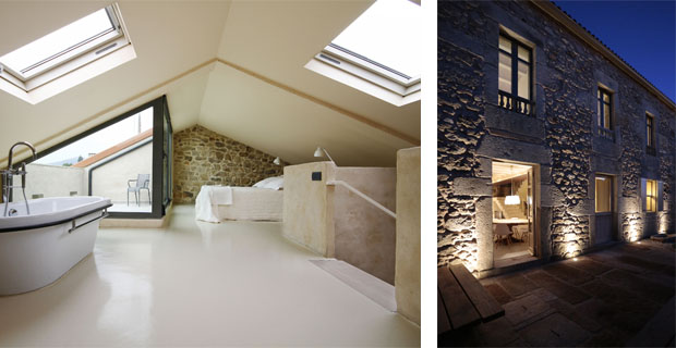 Ristrutturare una casa in pietra senza tradire la storia for Planimetrie aggiunte casa