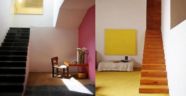 Colori interni casa interesting rosa quarzo colore del for Simulatore arredo casa