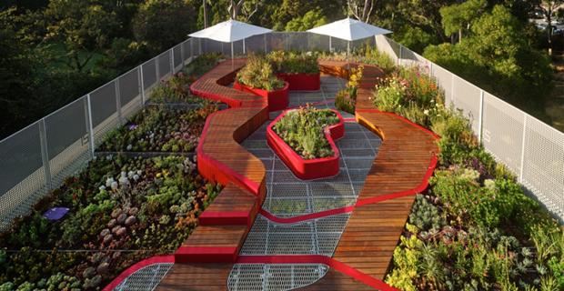 i tetti verdi di melbourne ricerca ed ecosostenibilit. Black Bedroom Furniture Sets. Home Design Ideas