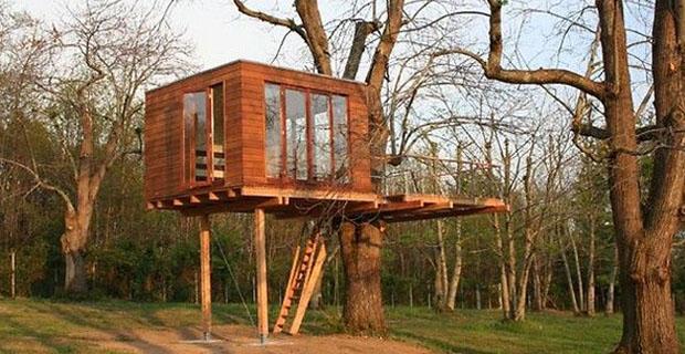 Tree houses le 50 case sugli alberi pi belle al mondo for Gli interni delle case piu belle d italia