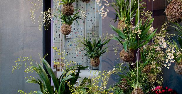 Giardini sospesi 5 idee originali per arredare con il verde - Decorazioni per giardini ...