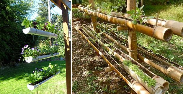 Idee Per Arredare Il Giardino : Giardini sospesi idee originali per arredare con il verde