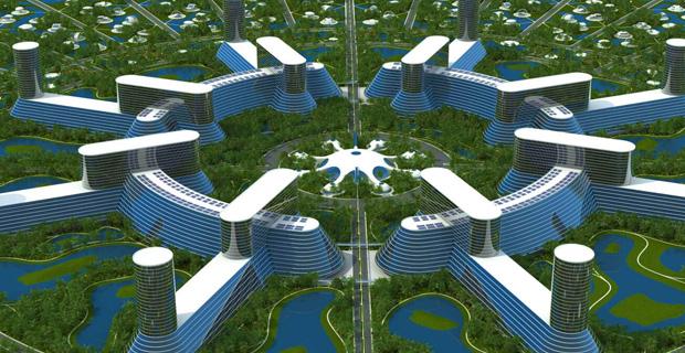 Architettura utopica i progetti sostenibili di vincent for Progetti di edilizia eco friendly