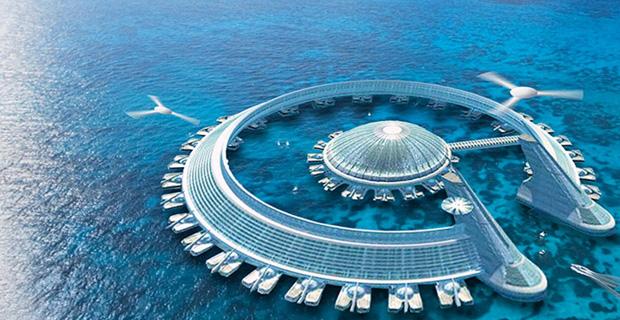 Architettura utopica i progetti sostenibili di vincent for Progetti architettura on line
