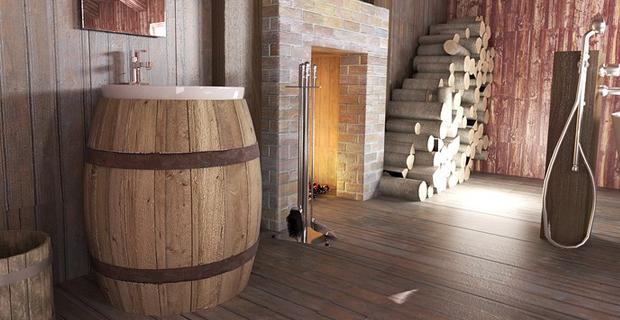 Finest with mobili con materiali di riciclo for Riciclo arredo casa