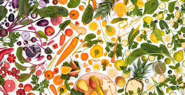 Arte vegetale: frutta e verdura nei quadri di una blogger inglese