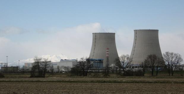 Deposito di scorie radioattive di Saluggia