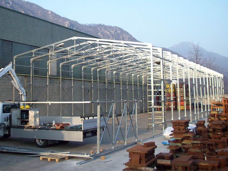 Super Capannoni industriali: consigli per la progettazione sostenibile DX58