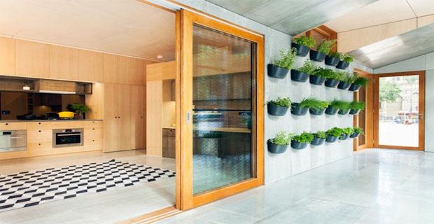 La prima casa carbon positive prefabbricata in australia - Casa passiva prefabbricata ...