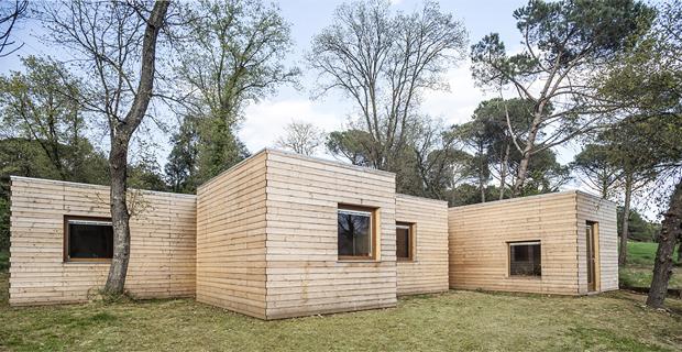Progetti di case prefabbricate in legno for Progetti di case piccole