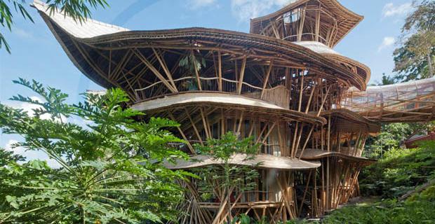 Bali il bamb per case fresche e resistenti for Ranch di case fresche