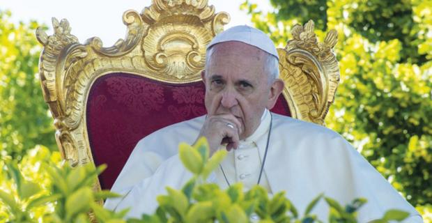 L'Enciclica sull'ambiente di Papa Francesco
